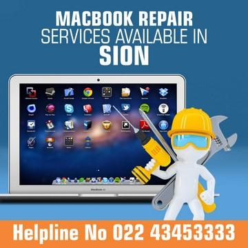 macbook repairs in sion
